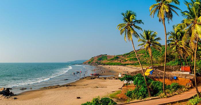 beaches to Visit in Goa